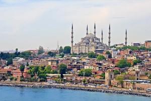 Κωνσταντινούπολη: Μια πόλη χωρισμένη στα δύο από τη θάλασσα!
