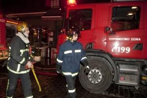 Συναγερμός στην Κόρινθο: Πυρκαγιά ξέσπασε σε κτίριο!