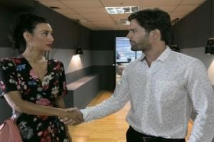 Όσο έχω Εσένα: Μελίνα και Άλκης συναντιώνται στην εταιρεία, αλλά...