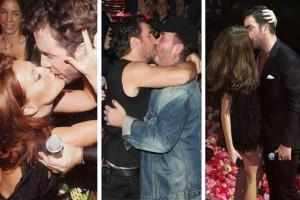 Εσένα σε έχει φιλήσει ο Γιώργος Μαζωνάκης στο στόμα; Όλα τα καυτά του φιλιά στην πίστα με φίλες και... φίλους!