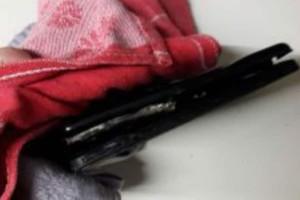 Τρόμος στα Τρίκαλα: Έσκασε το κινητό του ενώ κοιμόταν!