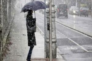Βροχές, καταιγίδες, χιόνια και θυελλώδεις άνεμοι προβλέπονται για σήμερα, Τρίτη!