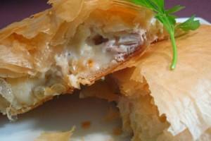 Συνταγή για παραδοσιακή κοτόπιτα