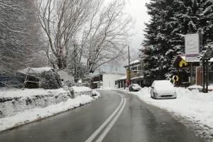 Η φωτογραφία της ημέρας: Στα λευκά και η Θεσσαλία!