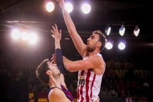 Euroleague: Θρύλος των... διπλών και στη Βαρκελώνη!