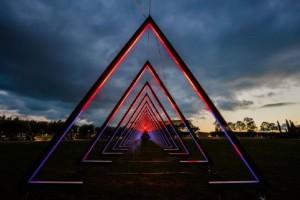 Ίδρυμα Σταύρος Νιάρχος: Οι χριστουγεννιάτικες εγκαταστάσεις του πάρκου μέσα σε 44''!