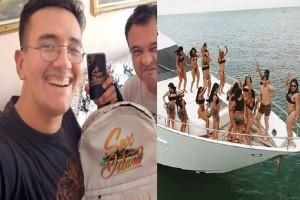 Απίστευτο: 16χρονος κέρδισε εισιτήριο για την διάσημη κρουαζιέρα των οργίων στην Καραϊβική!