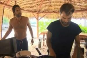 "Nomads: Το ""καρφί"" του Σπαλιάρα στον Χανταμπάκη! - «Αυτός θα πρέπει να μας ευχαριστεί...»! (Βίντεο)"