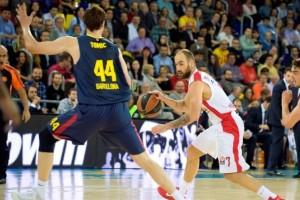 Euroleague: Στην Βαρκελώνη για το διπλό τετράδας!