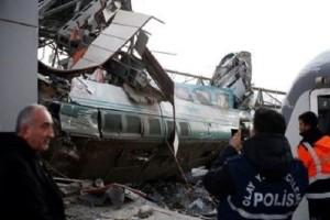 Τραγωδία στην Άγκυρα: Στους 9 οι νεκροί από τον εκτροχιασμό του τρένου!