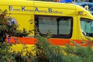 Λάρισα: Στο νοσοκομείο μαθητής που κατάπιε καπάκι από στυλό