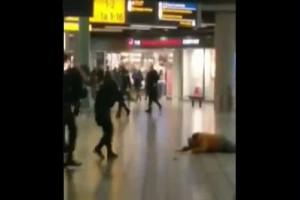 Τρόμος στο αεροδρόμιο του Άμστερνταμ: Απειλούσε επιβάτες με μαχαίρι!