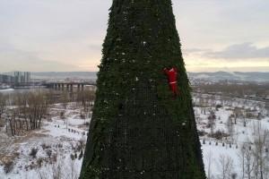 Η φωτογραφία της ημέρας: Σε εορταστικό κλίμα και η Ρωσία!