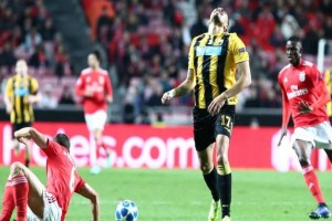 Champions League: Το απόλυτο μηδέν η ΑΕΚ! Δεν πήρε ούτε βαθμό!