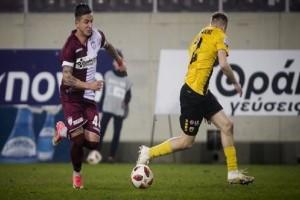 Superleague: Μηδέν και στη Λάρισα η ΑΕΚ!