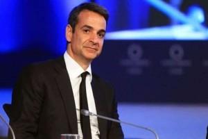 Υποψήφιος στον δυτικό τομέα της Β' Αθηνών ο Μητσοτάκης
