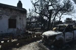 Φωτιά στο Μάτι: To 100 θύμα ήταν ένας ήρωας! Κάηκε για να προστατεύσει με το σώμα του τον εγγονό του
