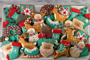 Χριστουγεννιάτικα μπισκότα για μικρούς και μεγάλους!