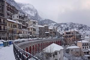 Αξίζει να τα επισκεφθείς: 5 μαγευτικά μέρη της Ελλάδας για τον χειμώνα!
