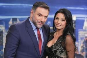 Γρηγόρης Αρναούτογλου: Τι ποσοστά τηλεθέασης έκανε με την Αλεξανδράκη καλεσμένη;