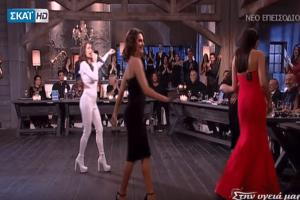 Το τσιφτετέλι της Πάολα που άφησε άφωνο τον Παπαδόπουλο! - Τρελάθηκαν όλοι με τον χορό της! (Video)