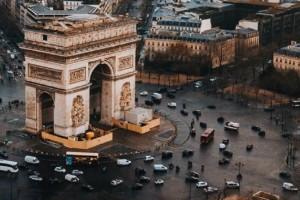 H φωτογραφία της ημέρας: Μια βόλτα στο Παρίσι!