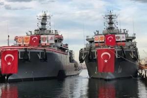 Ναυτική βάση στα Κατεχόμενα ετοιμάζει η Τουρκία
