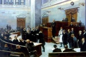 Σαν σήμερα στις 10 Δεκεμβρίου το 1893 ακούγεται η θρυλική φράση «Δυστυχώς επτωχεύσαμεν» από τον  Χαρίλαο Τρικούπη!