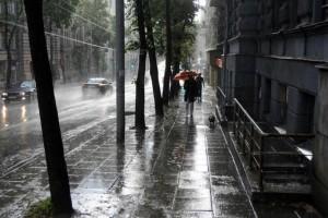 Καιρός: Βροχές και καταιγίδες σήμερα! Μικρή πτώση της θερμοκρασίας