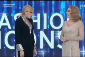 My style rocks 2 Gala: Εκθαμβωτική η εμφάνιση της Τατιάνας Στεφανίδου! (video)