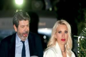 """Βόμβα για τον γάμο Μενεγάκη - Λάτσιο: Έτσι την """"τύλιξε"""" η παρουσιάστρια!"""