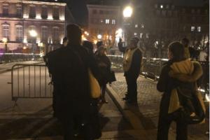 Συναγερμός στο Στρασβούργο: Πληροφορίες για πυροβολισμούς σε Χριστουγεννιάτικη αγορά (photos)