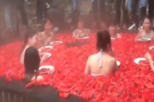 Κίνα: Αυτός είναι ο πιο καυτός διαγωνισμός! (Video)