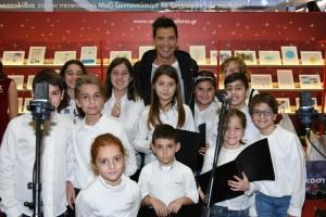 Τα Ευχοστολίδια του ΟΠΑΠ πραγματοποιούν χιλιάδες ευχές παιδιών «Tου Χαμόγελου του Παιδιού»