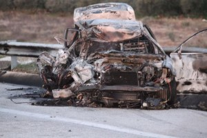 Νέο φρικτό τροχαίο σοκάρει το Πανελλήνιο: Κάηκαν ζωντανοί 3 άνθρωποι! 6 τραυματίες