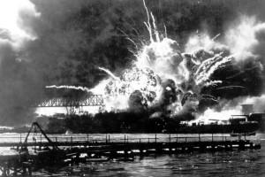 Σαν σήμερα στις 07 Δεκεμβρίου το 1941 οι Ιάπωνες βομβαρδίζουν το Περλ Χάρμπορ στην Χαβάη!