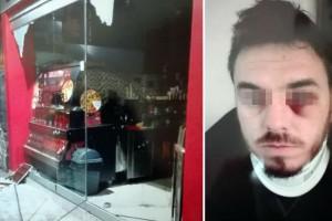 Θεσσαλονίκη: Στη φόρα τα sms του ντελιβερά και του ιδιοκτήτη που προκάλεσαν τον άγριο ξυλοδαρμό!