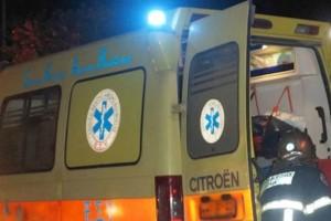 Σύγκρουση φορτηγού με ΙΧ στην Εθνική οδό! Απεγκλωβίστηκε τραυματισμένος ένας οδηγός