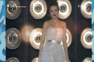 My Style Rocks 2 - Gala: Χαζέψαμε! Έλαμψε η Νικολέττα Ράλλη στο πλατό! (video)