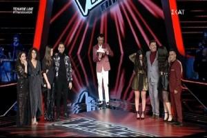 The Voice: Βγήκαν οι 4 φιναλίστ! Σε λίγα λεπτά ο νικητής! (video)