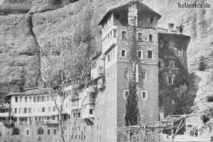 Σαν σήμερα 14 Δεκεμβρίου 1943 οι Γερμανοί Ναζί λεηλατούν τη Μονή του Μεγάλου Σπηλαίου