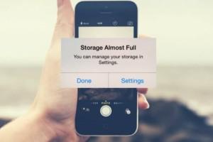 Τα 3 πράγματα που συμβαίνουν στο κινητό σου όταν δεν έχεις αρκετή μνήμη