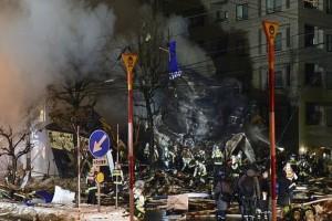 Σοκ στην Ιαπωνία: Τουλάχιστον 40 τραυματίες από έκρηξη σε εστιατόριο!
