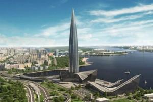 Μοναδικό θέαμα: Έτοιμος στην Αγία Πετρούπολη ο ψηλότερος ουρανοξύστης της Ευρώπης!