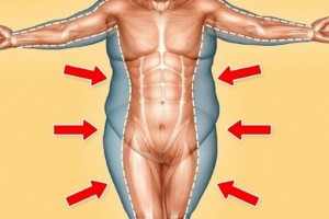 Μάθαμε που καταλήγει το περιττό λίπος, όταν αδυνατίζουμε και πάθαμε πλάκα!