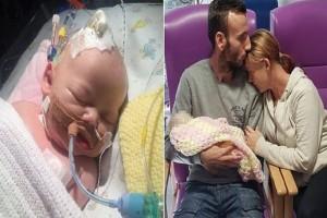 Τραγωδία: Νεογέννητο βρέφος κόλλησε έρπη από φιλί και πέθανε!