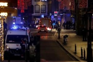 Τρομοκρατική επίθεση στο Στρασβούργο: Συγκλονιστικό βίντεο από αυτόπτες μάρτυρες του μακελειού!