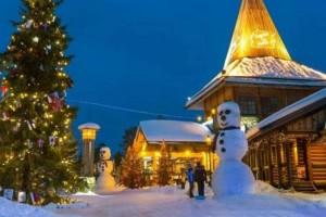 Ροβανιέμι: Ο απόλυτος προορισμός για τις χριστουγεννιάτικες διακοπές!