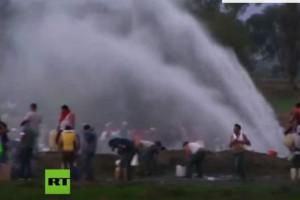 Τραγωδία στο Μεξικό: Στους 71 οι νεκροί από την έκρηξη!