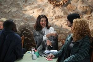 Πέτα τηv φριτέζα: Ο Αντρέας γνωρίζει τη Δονούσα και την ερωτεύεται κεραυνοβόλα! Τι θα δούμε σήμερα (22/01);